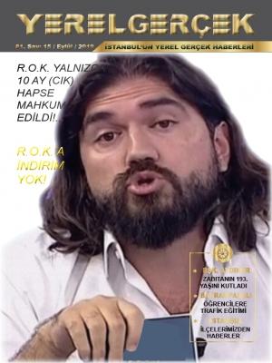 YEREL GERÇEK DERGİSİ 81