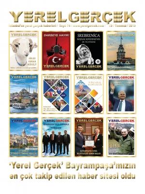 YEREL GERÇEK DERGİSİ 74