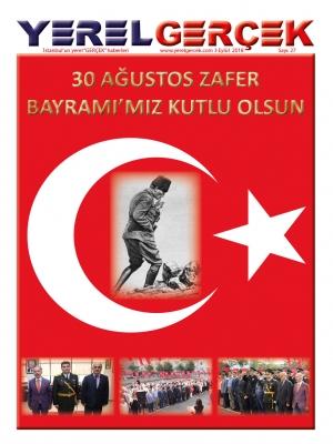 YEREL GERÇEK DERGİSİ 27