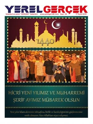YEREL GERÇEK DERGİSİ 29