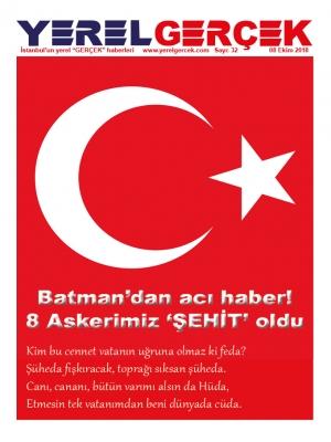 YEREL GERÇEK DERGİSİ 32
