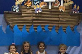 Özgür çocuklar Aşure Haftası'nı sevinçle kutladı