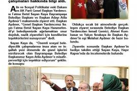 YEREL GERÇEK DERGİSİ 45