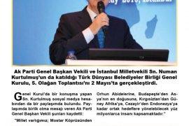 YEREL GERÇEK DERGİSİ 63. SAYISI YAYINLANDI