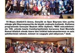 YEREL GERÇEK DERGİSİ'NİN 66. SAYISI YAYINLANDI