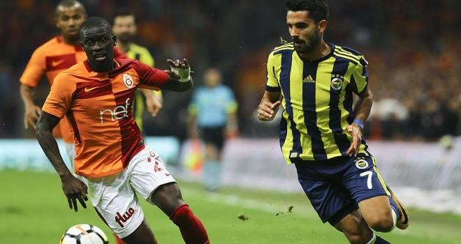 Galatasaray ile Fenerbahçe rekabetinde 388. randevu