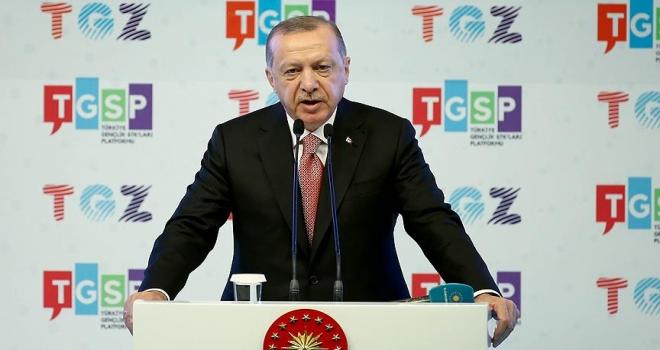 Bizim andımız İstiklal MarşımızdırCumhurbaşkanı Erdoğan, Bizim andımız İstiklal Marşımızdır ve İstiklal Marşımızla beraber yolumuza devam ediyoruz. dedi.