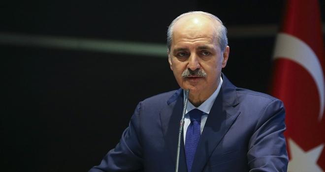 AK Parti Genel Başkanvekili Kurtulmuş: PYD'yi meşru görmek ikiyüzlülüktür