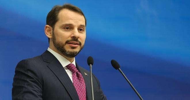 Hazine ve Maliye Bakanı Albayrak: Spekülatif atakları püskürttük