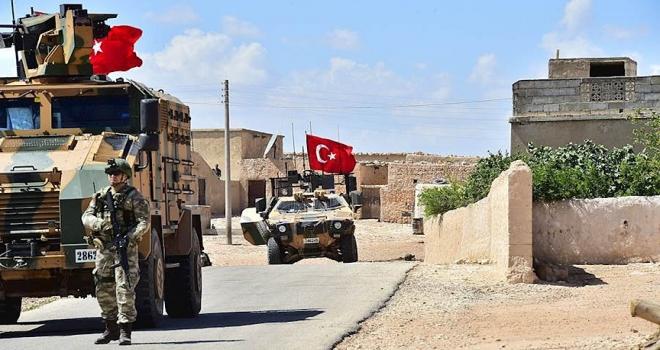 TSK ve ABD ordusu Münbiçte ikinci ortak devriye faaliyetini icra etti