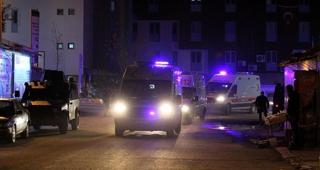 Şemdinlide karakolda arızalı mühimmat infilak etti: Yaralı askerler var