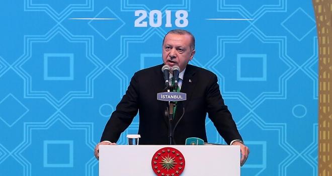 Cumhurbaşkanı Erdoğan: Gençliği ihmal eden bir milletin istiklali tehdit altında demektir