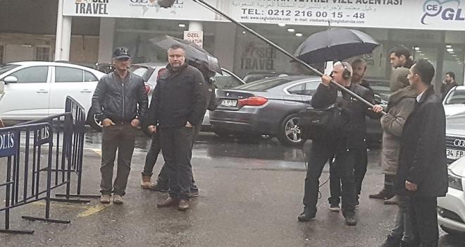 Sean Penn, Cemal Kaşıkçı belgeseli için İstanbulda