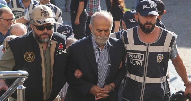 Eski Bursa Valisi Harput'a FETÖden 6 yıl 3 ay hapis