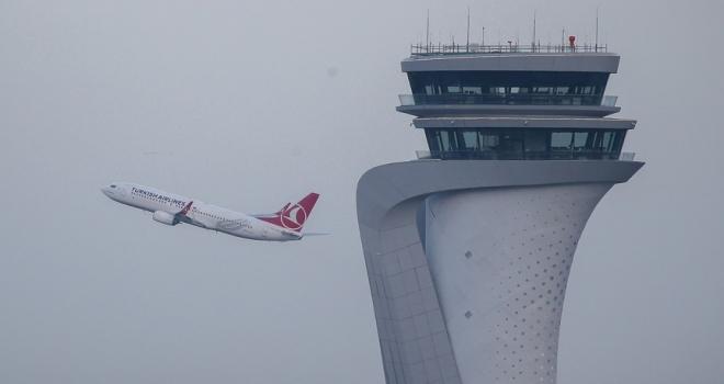 Türkiye hava trafiğinin merkezi olacak