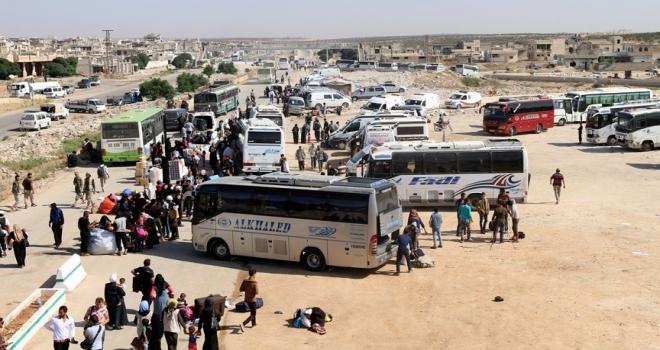 SMDK Başkanı Mustafa: Rejim göç ettirdiklerinin evlerine el koyuyor
