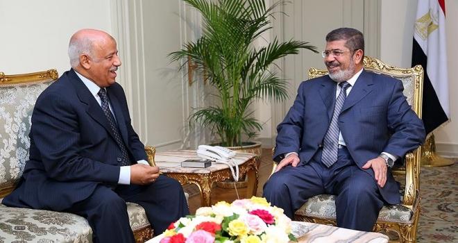 Mısır'da eski Adalet Bakanı gözaltında