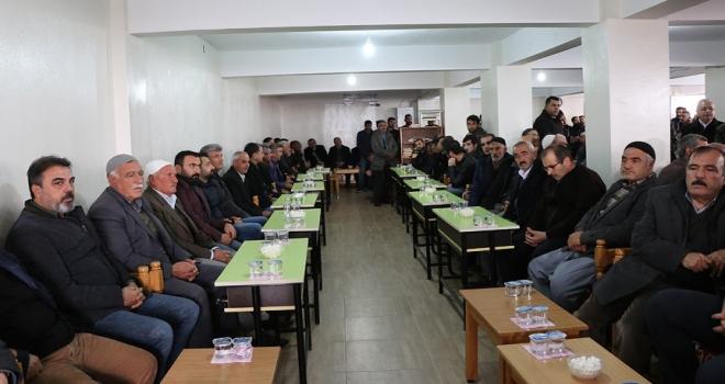Diyarbakır'da husumetli aileler barıştırıldı
