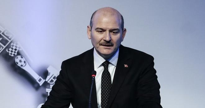 İçişleri Bakanı Soylu: Uyuşturucu meselesi boş bırakmaya gelmiyor