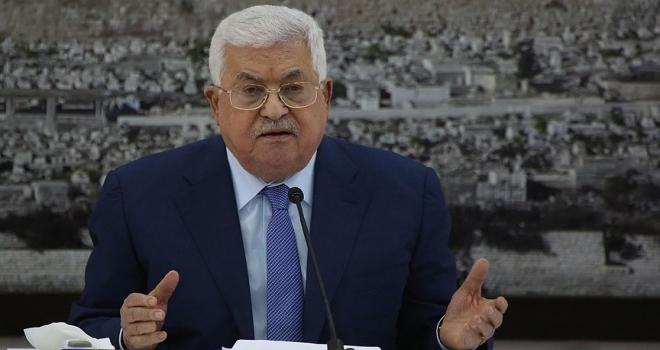 İsrailli bakandan Abbas'ın Batı Şeria'ya girişinin engellenmesi çağrısı