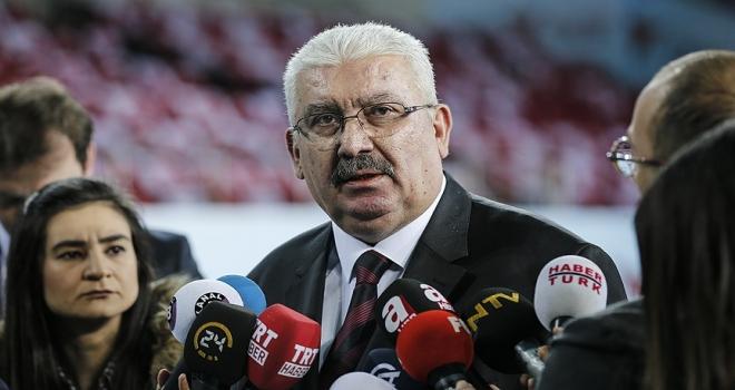 MHP Genel Başkan Yardımcısı Yalçın: Cumhur İttifakı değişimin önemli bir parçasıdır