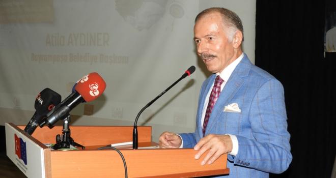 'SAĞLIK SPORDA, BAĞLAN HAYATA' PROJESİNİN TANITIMI YAPILDI