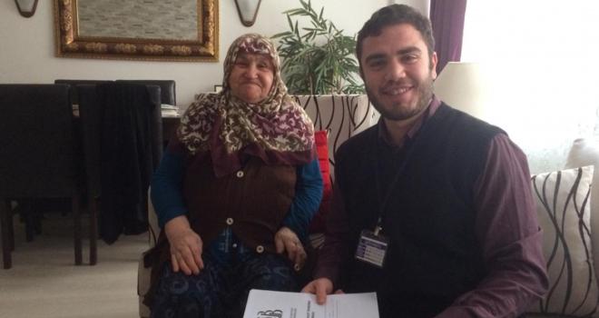 'BAYRAMPAŞALI ÇINARLAR' İÇİN ÖZEL ÇALIŞMA