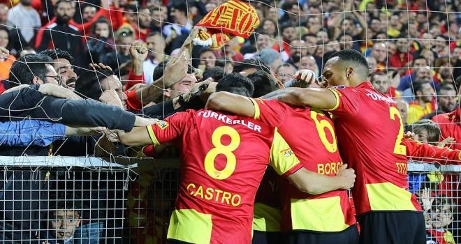 Göztepe Çaykur Rizespor engelini iki golle geçti
