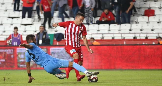 Antalyaspor kupada penaltılarla turladı