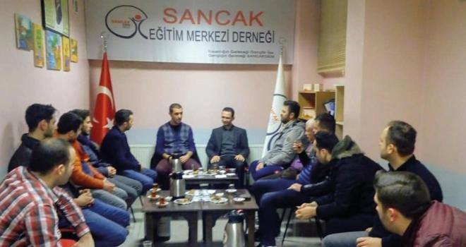 Tügva Bayrampaşa'dan Sancak Eğitim Merkezi Derneği'ne Ziyaret