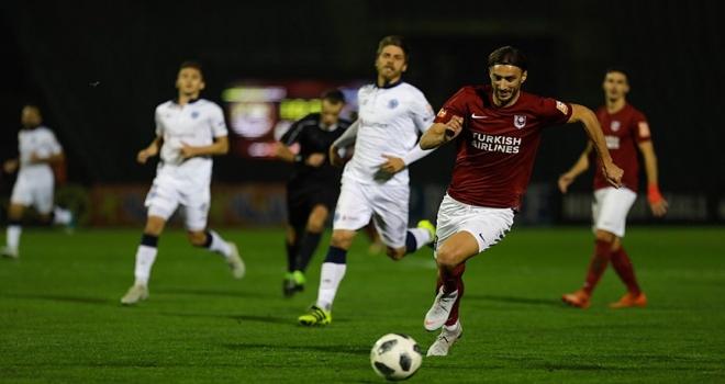Bosna Hersek derbisinde kazanan Saraybosna