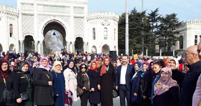 25 Kasım Kadına Yönelik Şiddete Karşı Mücadele Günü