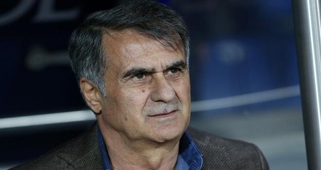 Beşiktaş Teknik Direktörü Güneş: Oyun üstünlüğümüz var ama sonuca yansımadı
