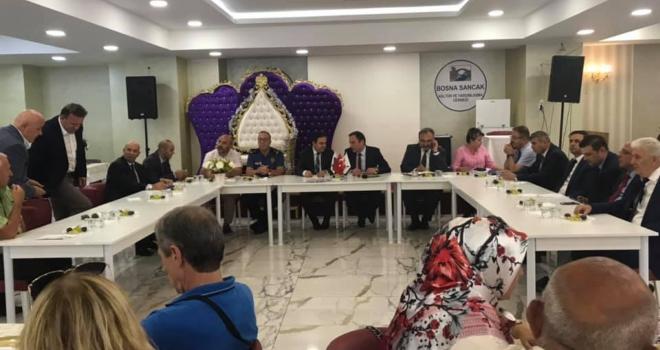 YILDIRIM MAHALLESİ'NDE 'BÜYÜK BULUŞMA'
