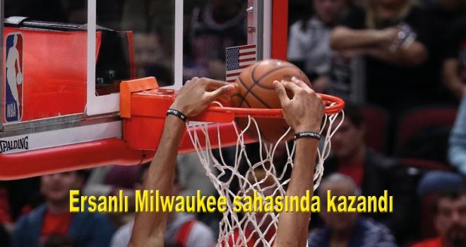 Ersanlı Milwaukee sahasında kazandı