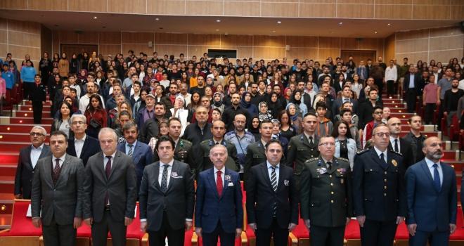 Gazi Mustafa  Kemal Atatürk Bayrampaşa'da  Anıldı