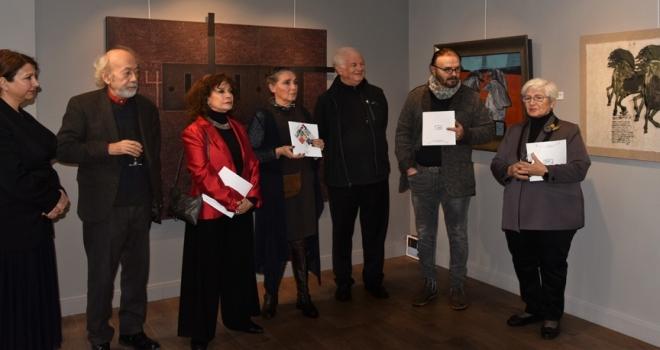 'Temsil' sergisi sanatseverlerle buluştu