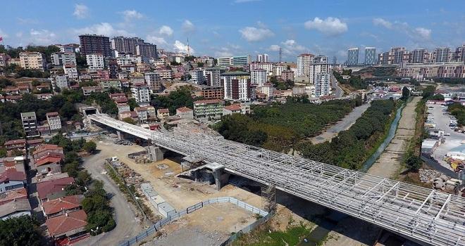 'Mega kent'in sürücüsüz metrosu yerli yazılıma emanet