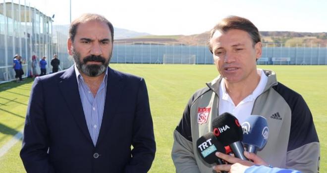 Sivasspor'da Tamer Tuna dönemi sona erdi
