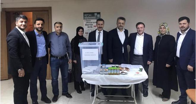 AK Parti Bayrampaşa'da delege seçimleri
