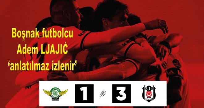 Boşnak futbolcu Adem Ljajic 'anlatılmaz izlenir'