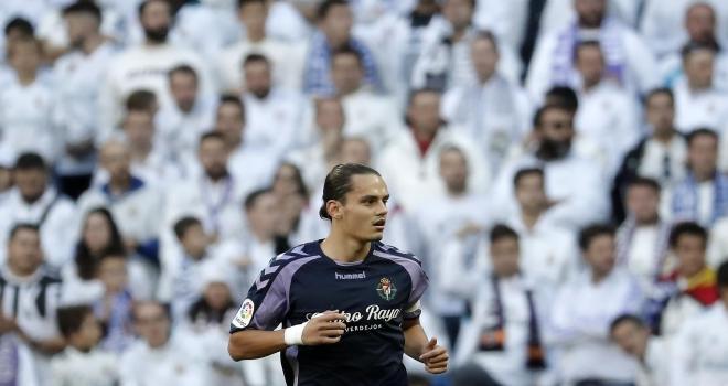 Enes Ünal'ın golü Real Valladolid'e yetmedi