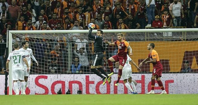Galatasaray Rusya deplasmanında