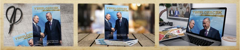YEREL GERÇEK DERGİSİ'NİN 98. SAYISI YAYINLANDI