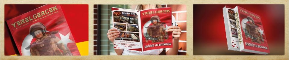 YEREL GERÇEK DERGİSİ'NİN 94. SAYISI YAYINLANDI
