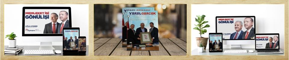 YEREL GERÇEK DERGİSİ 57. SAYIMIZ YAYINLANDI