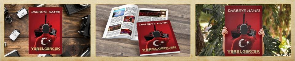 YEREL GERÇEK DERGİSİ 72.SAYI