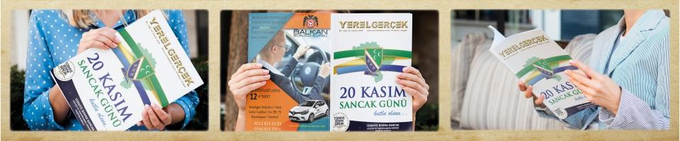 YEREL GERÇEK DERGİSİ 91. SAYISINI YAYINLADI