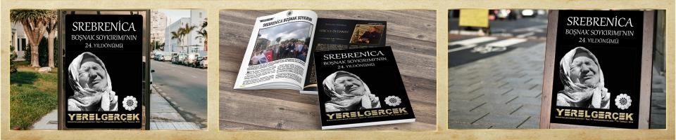 YEREL GERÇEK DERGİSİ'NİN 71. SAYISI YAYINLANDI