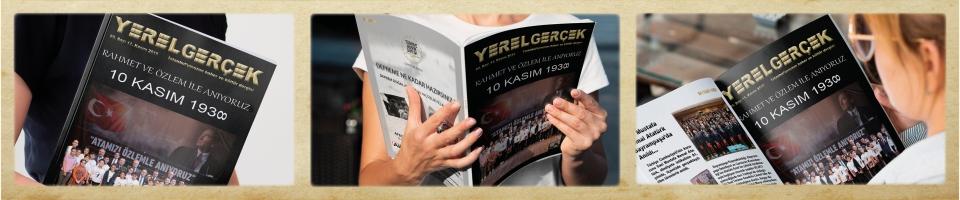 YEREL GERÇEK DERGİSİ'NİN 89. SAYISI YAYINLANDI